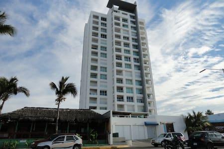 Hermoso condominio, frente al mar!! - Mazatlán - Apartament