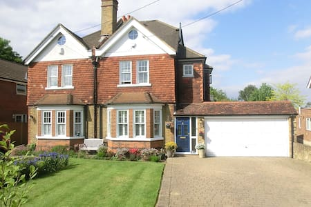 B&B lovely quiet Victorian House - Swanley