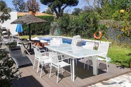 Comfortable house w/ swimming pool - Palos de la Frontera