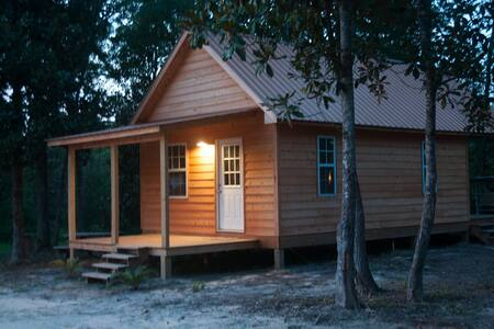 Miss Magnolia-Creekside Solitude - Perkinston - Cabin
