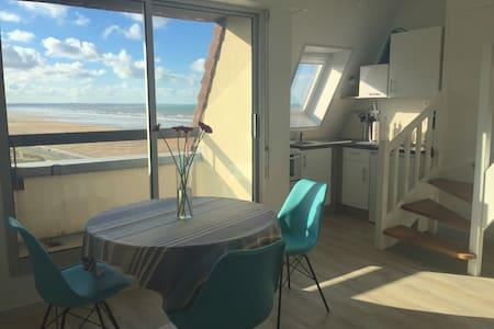 Magnifique vue mer (tout inclus) - Cabourg - Wohnung