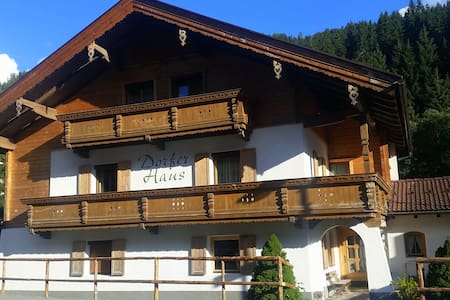 Chalet for an active summer holiday - Ház