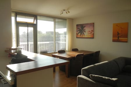 Nice apartment with 2 bicycles - Den Haag