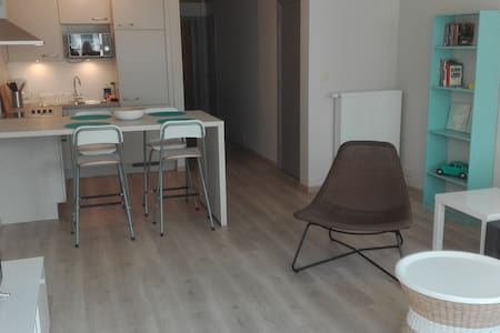 apartment by the sea ostend - Oostende - Condominium