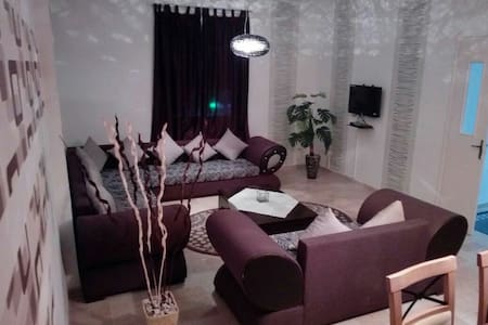 S+3 meublé Furnished 4 rooms flat - Sousse