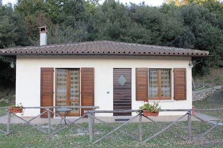 Villetta indipendente in campagna - Spoleto - Haus