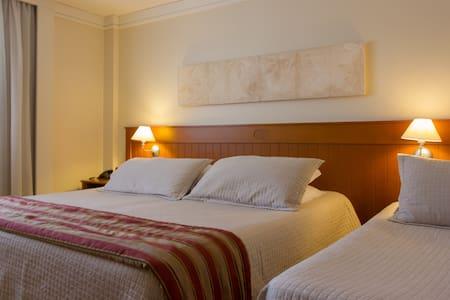 Apart Hotel para até seis pessoas - Wohnung