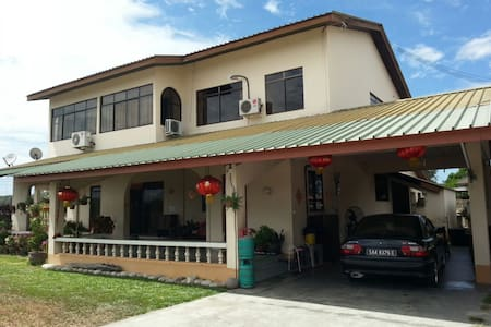 Kota Belud Mountain View House - Kota Belud - Wikt i opierunek
