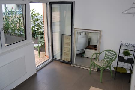 Top Modern Central Flat (Terasse) - Appartement
