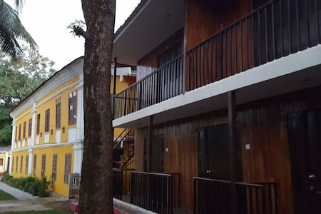 Cottage with large lawn garden(3) - Saligao - Rumah