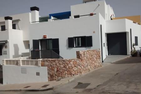 Alquiler de casa en Rodalquilar - Hus