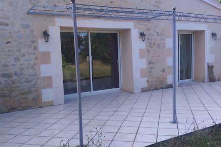 Haras du Frene T2 - Saint-Androny - Apartmen