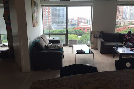 Luxury living downtown. Close to everything. - Chicago - Apartment
