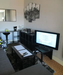 Appartement 2 pièces proche centre HEYRIEUX - Heyrieux - Wohnung