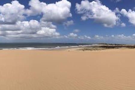 Habit. privada a pasos de la playa - Ház