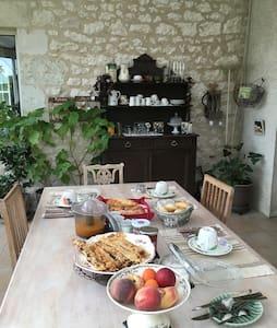 Chambre hôte propriété  viticole - Guesthouse