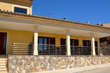Es Trast, Amazing villa in Maria - Maria de la Salut