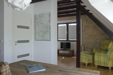 Ruhig, gemütlich und naturnah - Apartmen