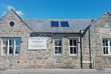 Findhorn Hostel, Moray - Findhorn - Dorm