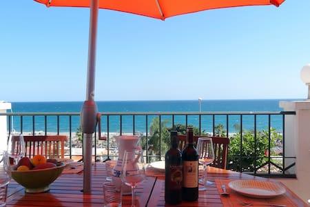 Luxury Beachfront Penthouse