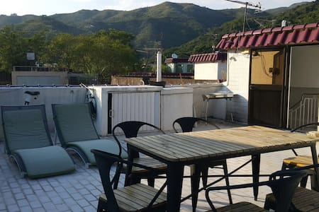 Apartment  roof in Lantau Island - Daire