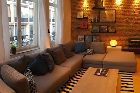Spacious apartment : Grand Place - Bruxelles - Wohnung