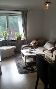 Central flat in Gothenburg- next to Ullevi. - Apartment