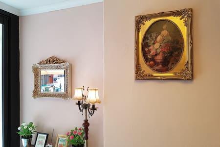유럽풍의 예쁜 외관인 신규 오픈 제주 게스트하우스 / 스트로베리필드4 - Guesthouse