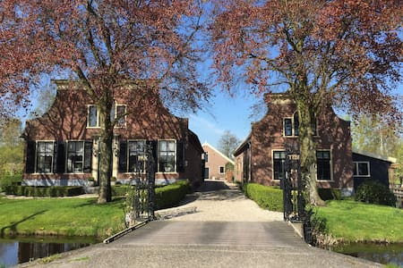 Luxe verblijf in B&B Pax Tibi - Bed & Breakfast