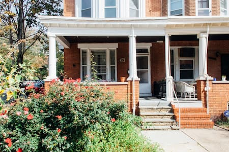 Charming Apartment right by Hopkins - Baltimore