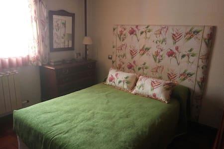 Gran habitación en piso centrico - Piso Inteiro