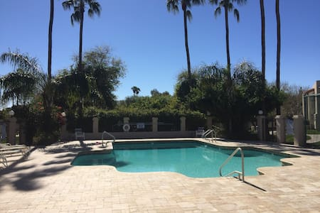 Soak up the sun! 1 bedroom w/ pool! - Apartment