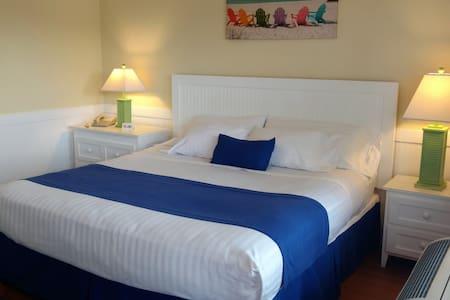 Topsail Shores Inn (King room) - Sneads Ferry - Diğer