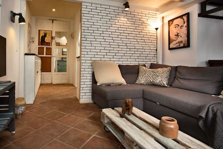 Old town bohemian  apartment - Marbella - Apartment
