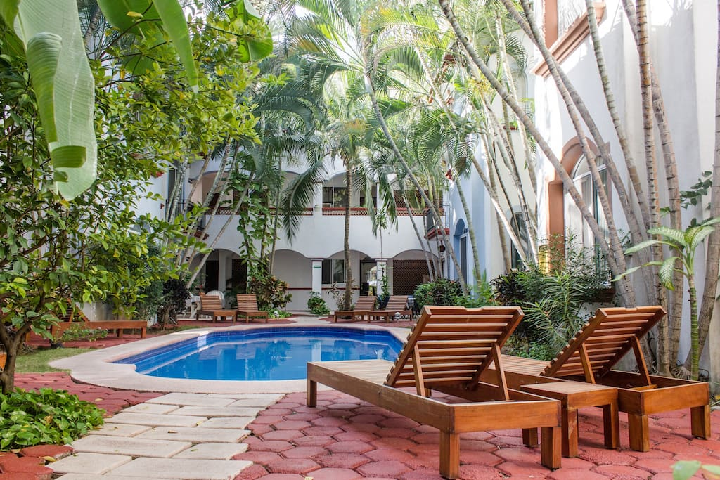 Cozy Condo Central Playa del Carmen
