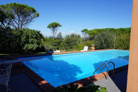 Relax and style in Tuscany by the pool - Capannoli - Villa