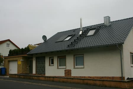 Maßbach Pension bei Heike Zimmer 1 - House