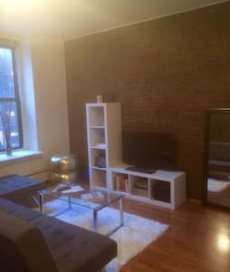 Studio Apt Steps from Central Park!