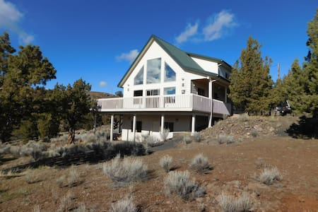 Juniper Ridge Retreat - Prineville - House
