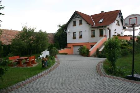Csendvölgyi Falusi Vendégház - House