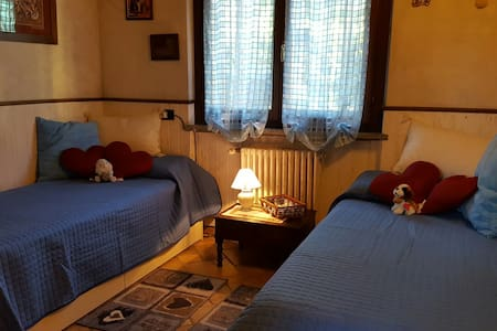 Casa del rosmarino Stanza in B&B - Bed & Breakfast