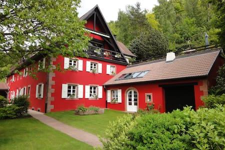 La Grange 1834 - Casa