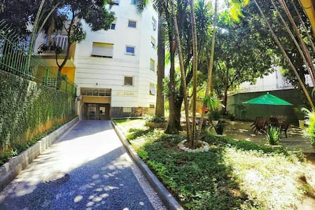 Nice room in Flamengo, one of the best in Rio - Daire
