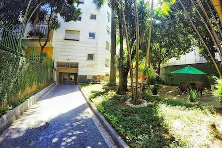 Quarto aconchegante e bem localizado no Flamengo! - Apartamento