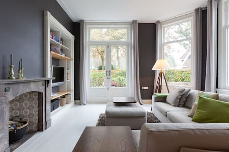Spacious monumental house nearby Arnhem & Veluwe - Velp - House
