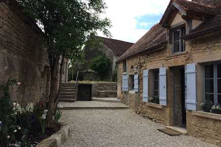 Ancienne ferme du XVIII siècle - Huis