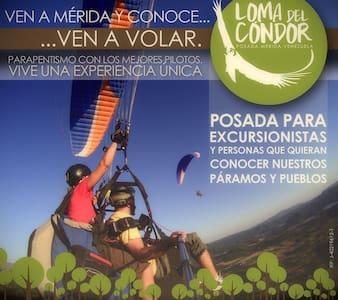 Posada Loma del Condor - Mérida - Hus