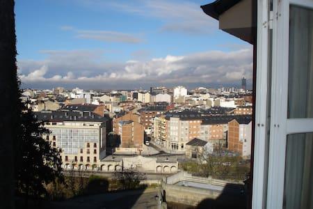 Apartamento en el casco antiguo - Ponferrada - Apartment