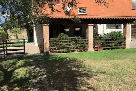 An apartment in the countryside of Rome - Rom - Villa