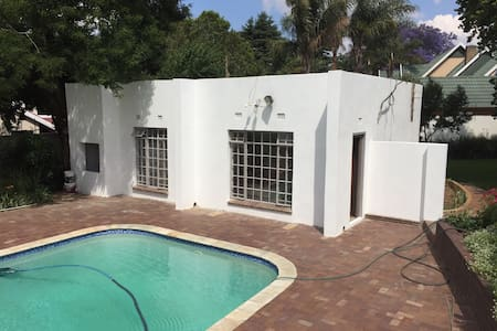 Lovely flat in garden setting - Benoni - Appartement